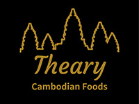 Theary Cambodian Foods Logo